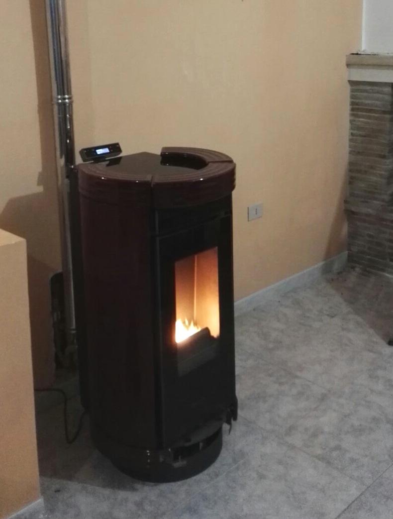 Stufe A Pellet Cassino caldaie e stufe a pellet per la casa | new energy